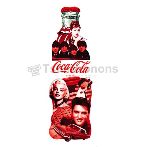 Coca Cola T-shirts Iron On Transfers N7303