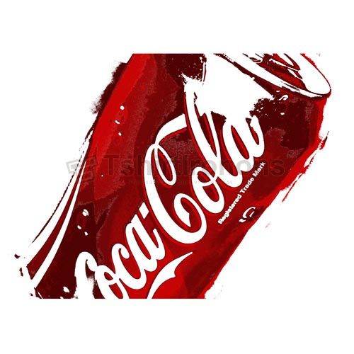 Coca Cola T-shirts Iron On Transfers N7305