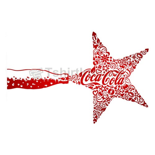 Coca Cola T-shirts Iron On Transfers N7309