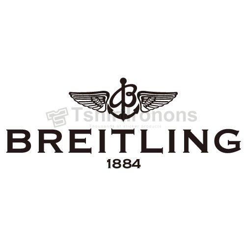 Breitling T-shirts Iron On Transfers N2838