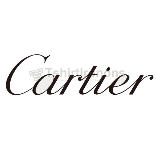 Cartier T-shirts Iron On Transfers N2840