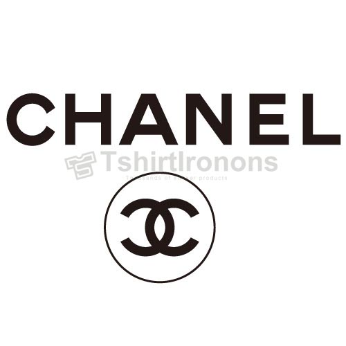 Chanel_2 T-shirts Iron On Transfers N2843