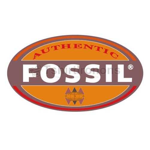 Fossil T-shirts Iron On Transfers N2852