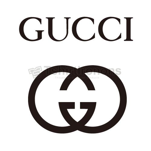 GUCCI T-shirts Iron On Transfers N2855