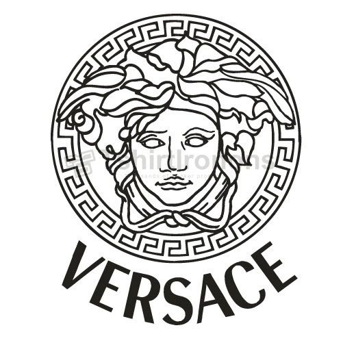 Gianni versace T-shirts Iron On Transfers N2853