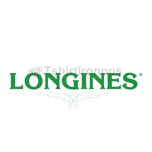 Longines T-shirts Iron On Transfers N2861