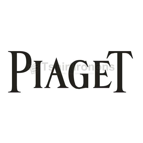 Piaget T-shirts Iron On Transfers N2868