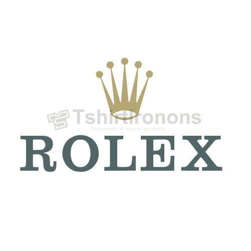 Rolex T-shirts Iron On Transfers N2871