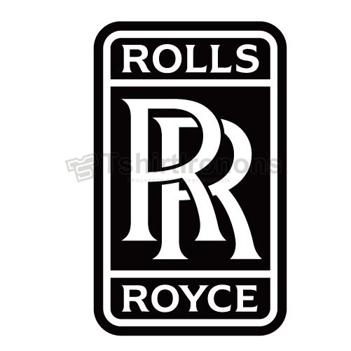Rolls Royce T-shirts Iron On Transfers N2873