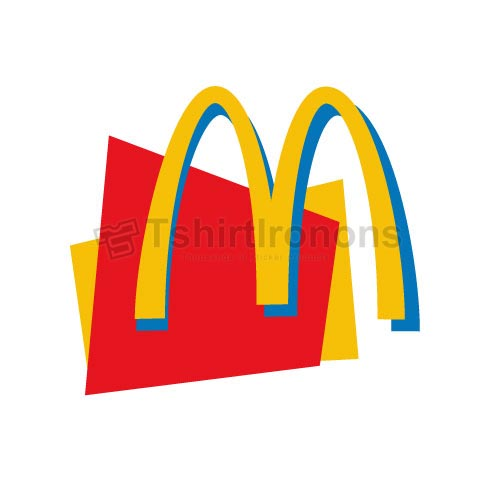 Mcdonalds T-shirts Iron On Transfers N7336