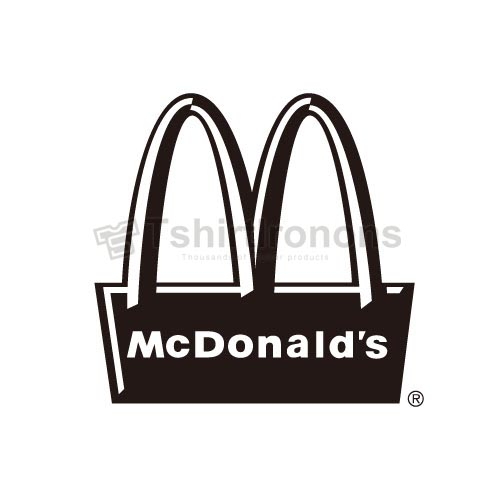 Mcdonalds T-shirts Iron On Transfers N7337