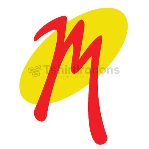 Mcdonalds T-shirts Iron On Transfers N7345