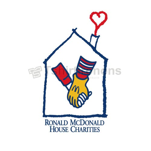 Mcdonalds T-shirts Iron On Transfers N7352