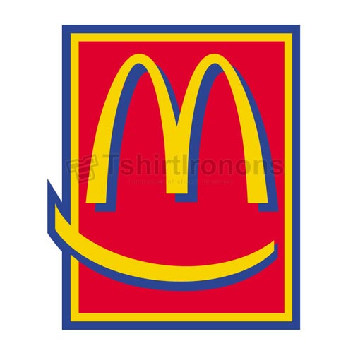 Mcdonalds T-shirts Iron On Transfers N7365
