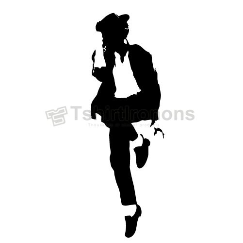 Michael Jackson T-shirts Iron On Transfers N7129