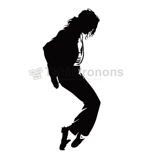 Michael Jackson T-shirts Iron On Transfers N7130