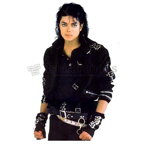 Michael Jackson T-shirts Iron On Transfers N7147