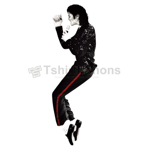 Michael Jackson T-shirts Iron On Transfers N7148
