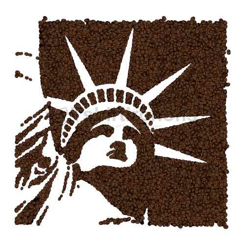 Statue of Liberty T-shirts Iron On Transfers N8071