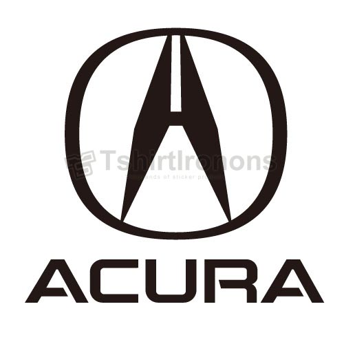 ACURA T-shirts Iron On Transfers N2881