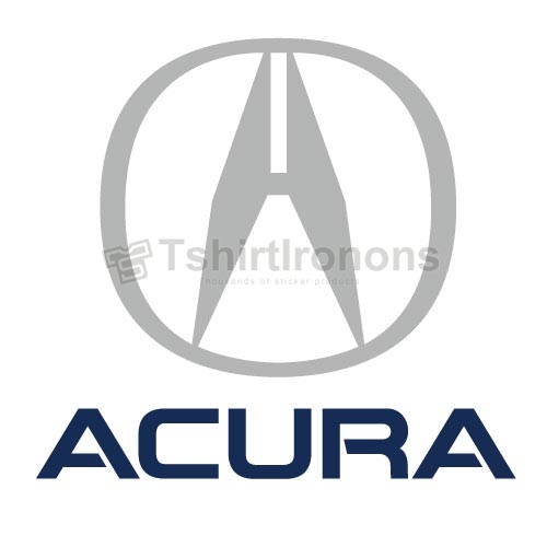 ACURA_1 T-shirts Iron On Transfers N2882