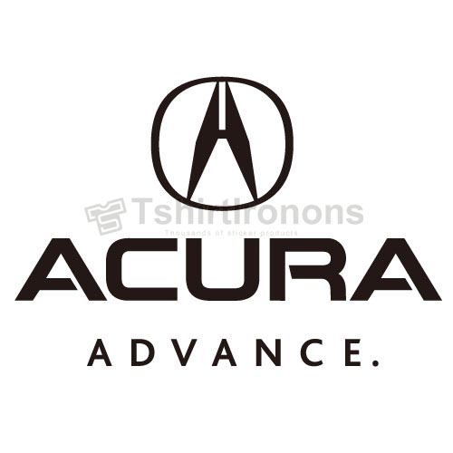 ACURA_3 T-shirts Iron On Transfers N2883