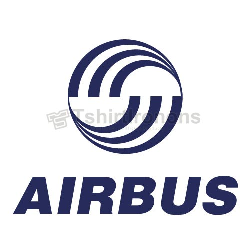 Airbus T-shirts Iron On Transfers N2885