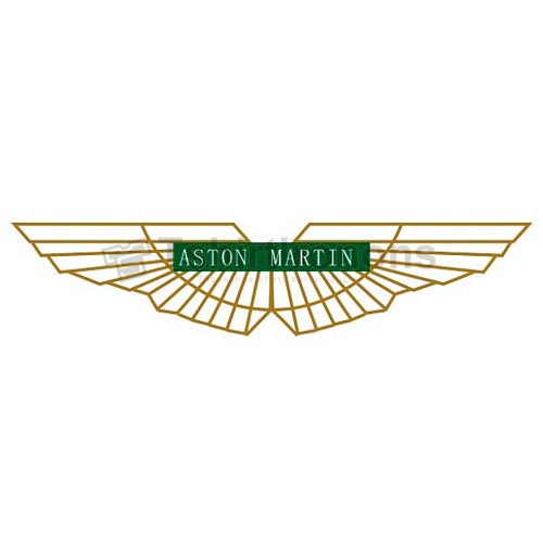 AstonMartin T-shirts Iron On Transfers N2887