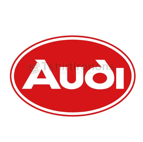 Audi T-shirts Iron On Transfers N2888