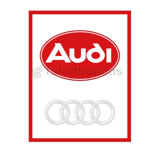 Audi_1 T-shirts Iron On Transfers N2889