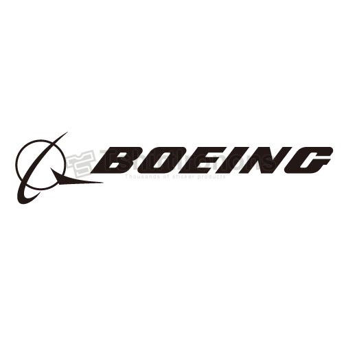 Boeing T-shirts Iron On Transfers N2894
