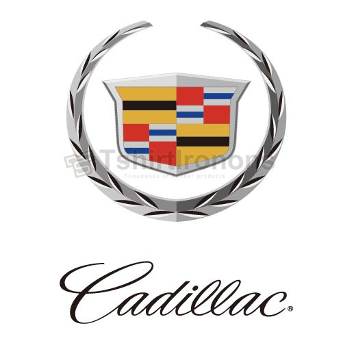 Cadillac_1 T-shirts Iron On Transfers N2899
