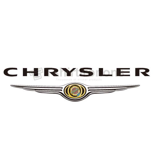 Chrysler T-shirts Iron On Transfers N2901