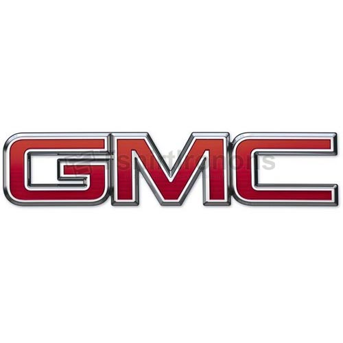 GMC_1 T-shirts Iron On Transfers N2913
