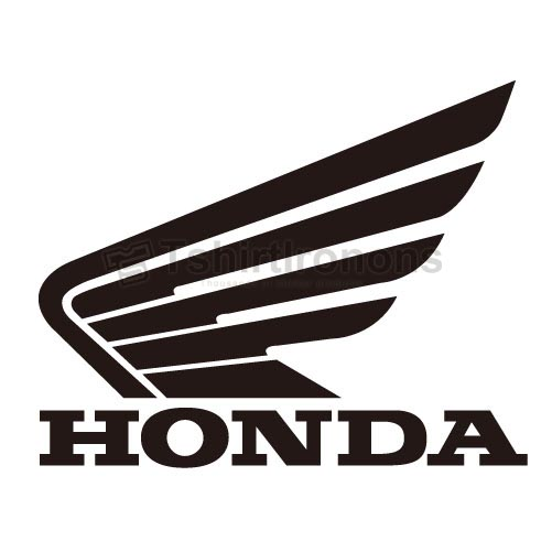 Honda_3 T-shirts Iron On Transfers N2916
