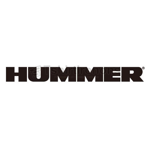 Hummer T-shirts Iron On Transfers N2919