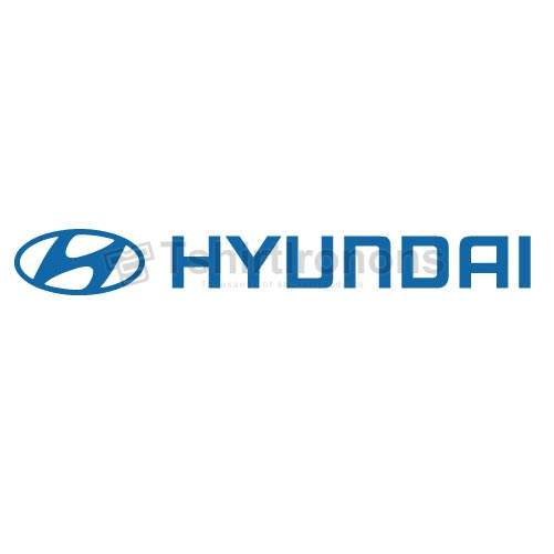 Hyundai_1 T-shirts Iron On Transfers N2921
