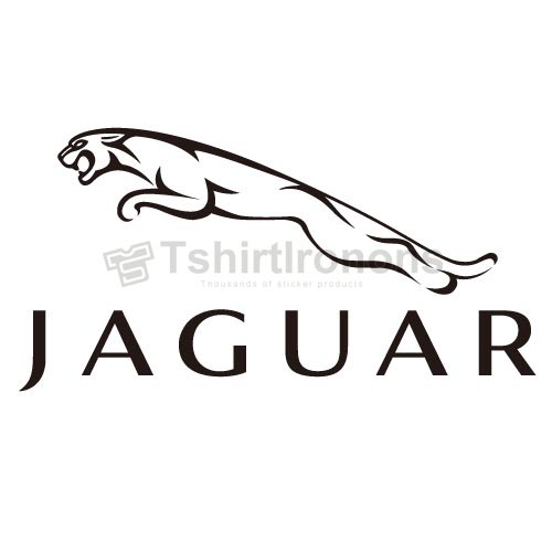 Jaguar T-shirts Iron On Transfers N2925