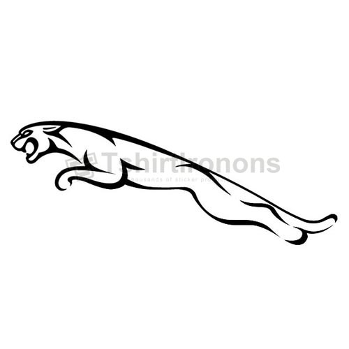 Jaguar_2 T-shirts Iron On Transfers N2927
