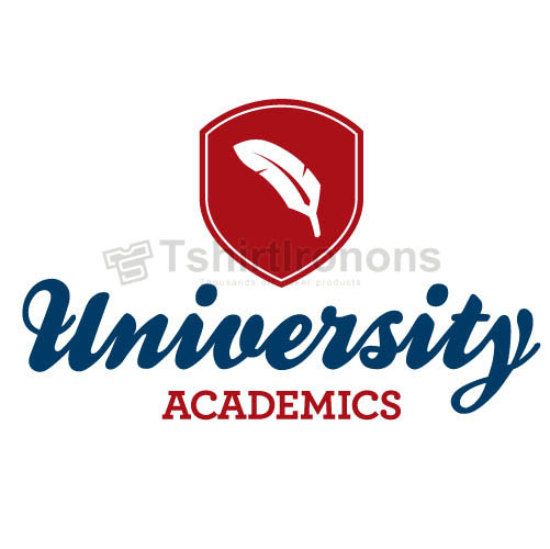 University T-shirts Iron On Transfers N6175