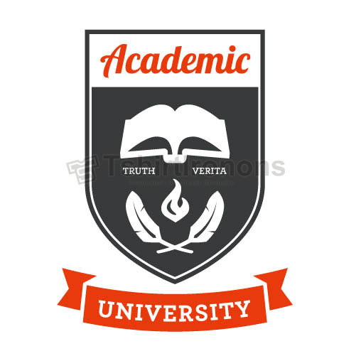 University T-shirts Iron On Transfers N6182