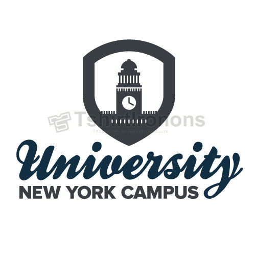University T-shirts Iron On Transfers N6187