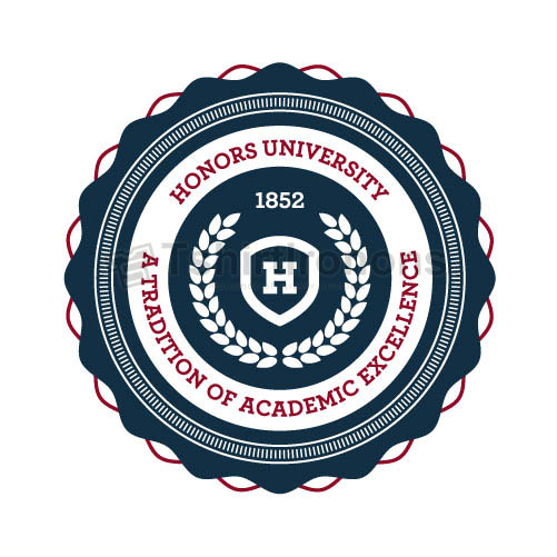 University T-shirts Iron On Transfers N6189