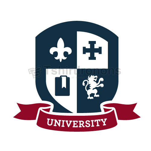 University T-shirts Iron On Transfers N6190