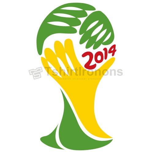 FIFA World Cup T-shirts Iron On Transfers N2053