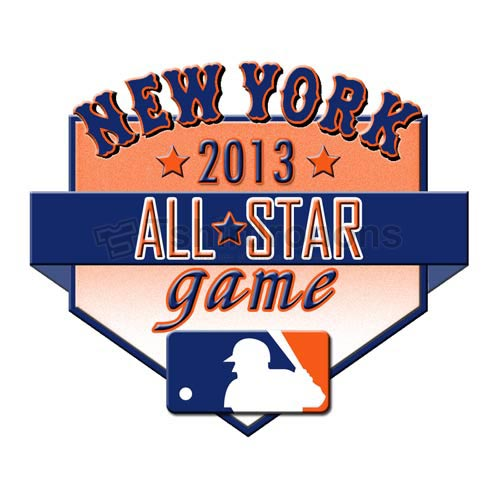 MLB All Star Game T-shirts Iron On Transfers N1259