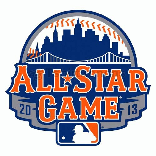 MLB All Star Game T-shirts Iron On Transfers N1260