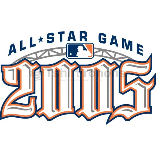 MLB All Star Game T-shirts Iron On Transfers N1281