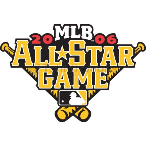 MLB All Star Game T-shirts Iron On Transfers N1283