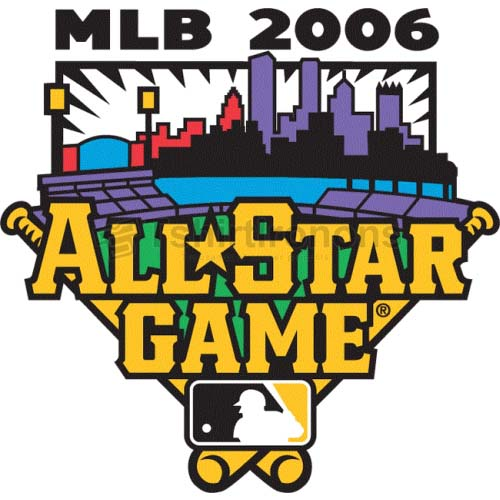 MLB All Star Game T-shirts Iron On Transfers N1285